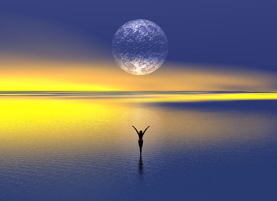 La influencia de la Luna sobre los signos zodiacales